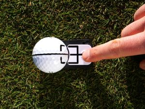 World's First Adjustable Ball Marker Tested