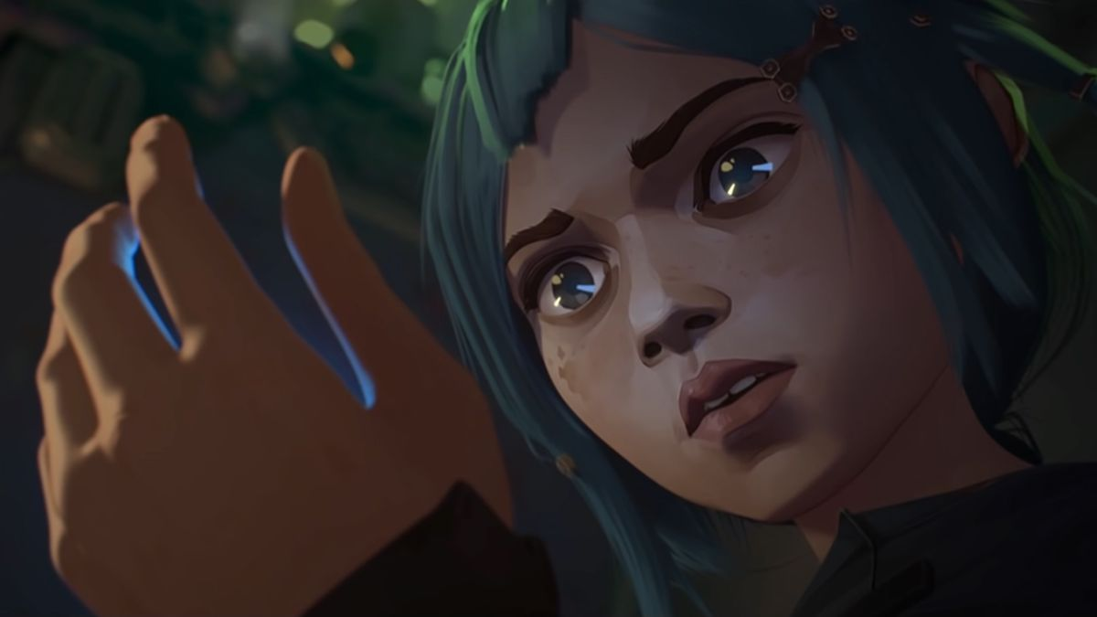 League of Legends animated series Arcane is coming to Netflix this fall | PC Gamer