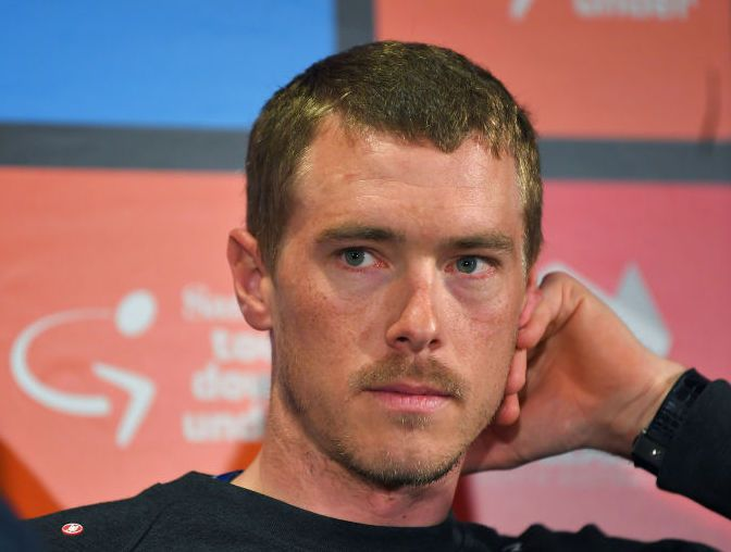 Rohan Dennis: Exiting the Tour de France was for the benefit of my family