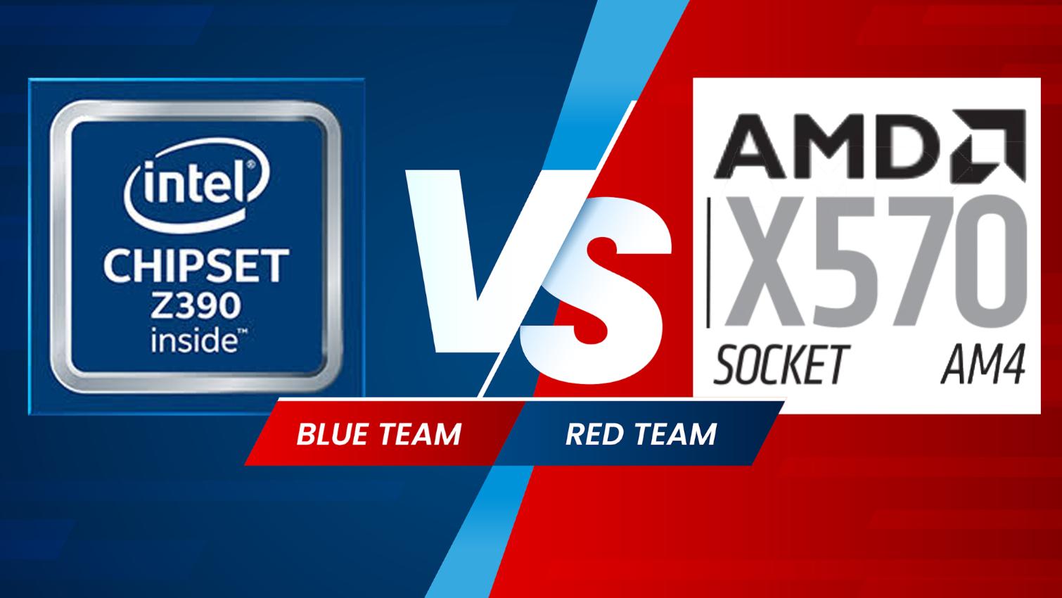 Amd X570 Vs Intel Z390 Chipset Which Mainstream Platform Is Better Tom S Hardware Tom S Hardware