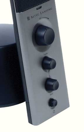 Altec Lansing VS-4121 - Quality Sound Ambitions: Altec, Creative and