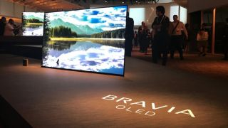 Sony has also opted for OLED.