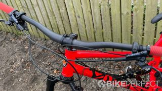 Specialized Traverse SL handlebar