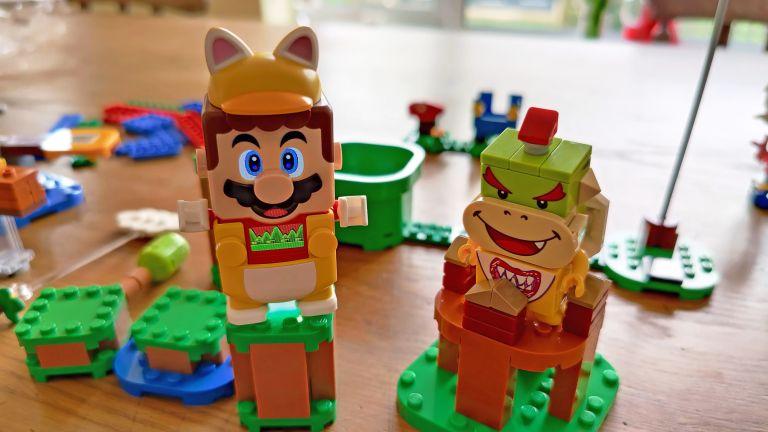 Lego Super Mario review