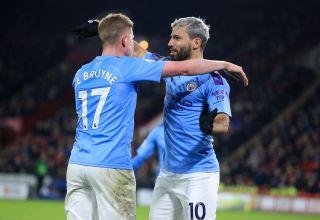 Sheffield United v Manchester City – Premier League – Bramall Lane