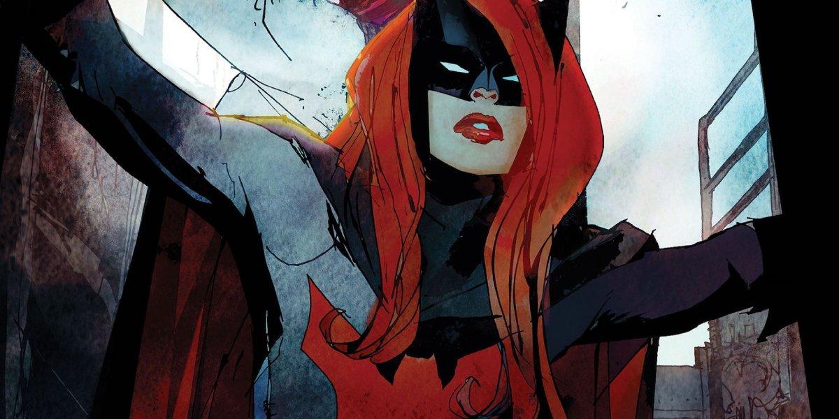 Kate Kane is Batwoman