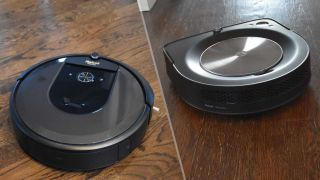 iRobot Roomba s9+ vs. iRobot Roomba i7+: Which is best for pet hair?