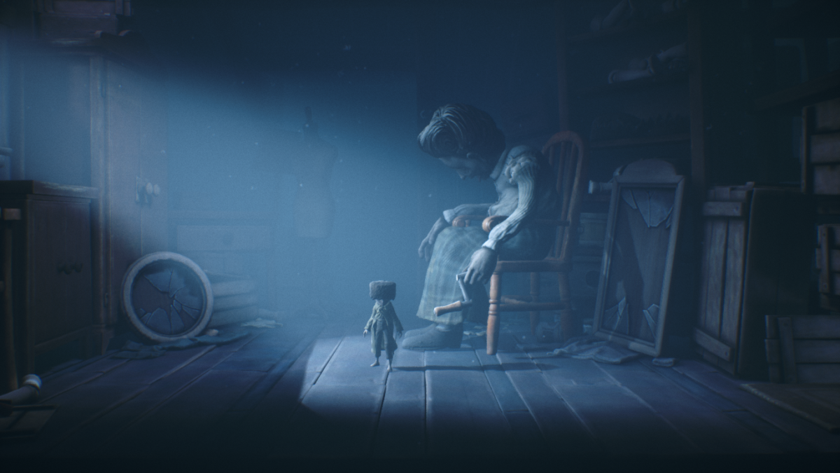 Little Nightmares 2 review   PC Gamer