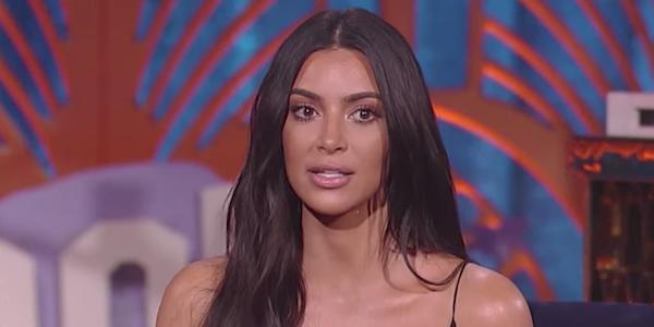 kim kardashian on watch what happens live