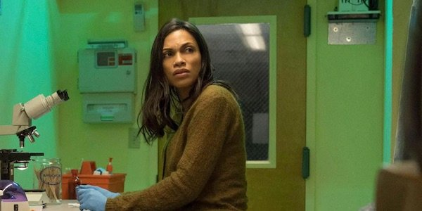 Claire in The Defenders