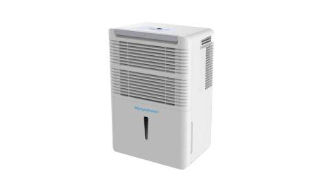 Keystone KSTAD504D dehumidifier review