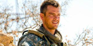Josh Duhamel as a soldier