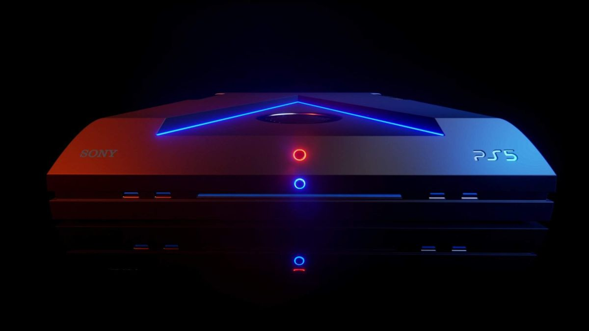 This PS5 concept design based on leaked dev kit images looks incredibly real