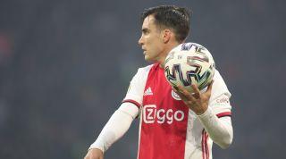 Chelsea transfer target Nicolas Tagliafico