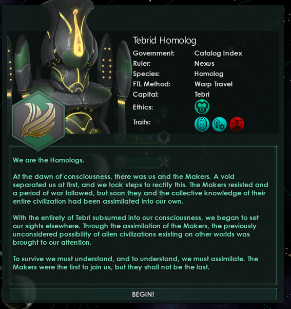 Stellaris: Synthetic Dawn expansion brings playable robot