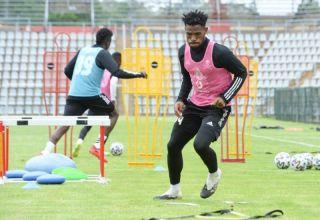Orlando Pirates defender Thulani Hlatshwayo