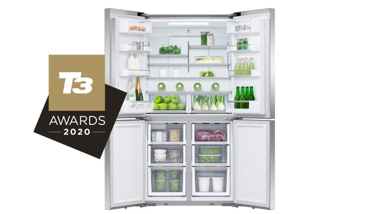 T3 Awards 2020: Fisher & Paykel RF605QDUVX1 is our #1 fridge freezer