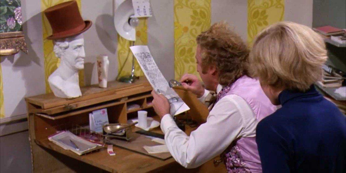 Gene Wilder, Peter Ostrum - Willy Wonka and the Chocolate Factory