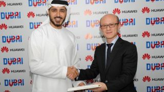 You will soon see Dubai images preloaded on your Huawei