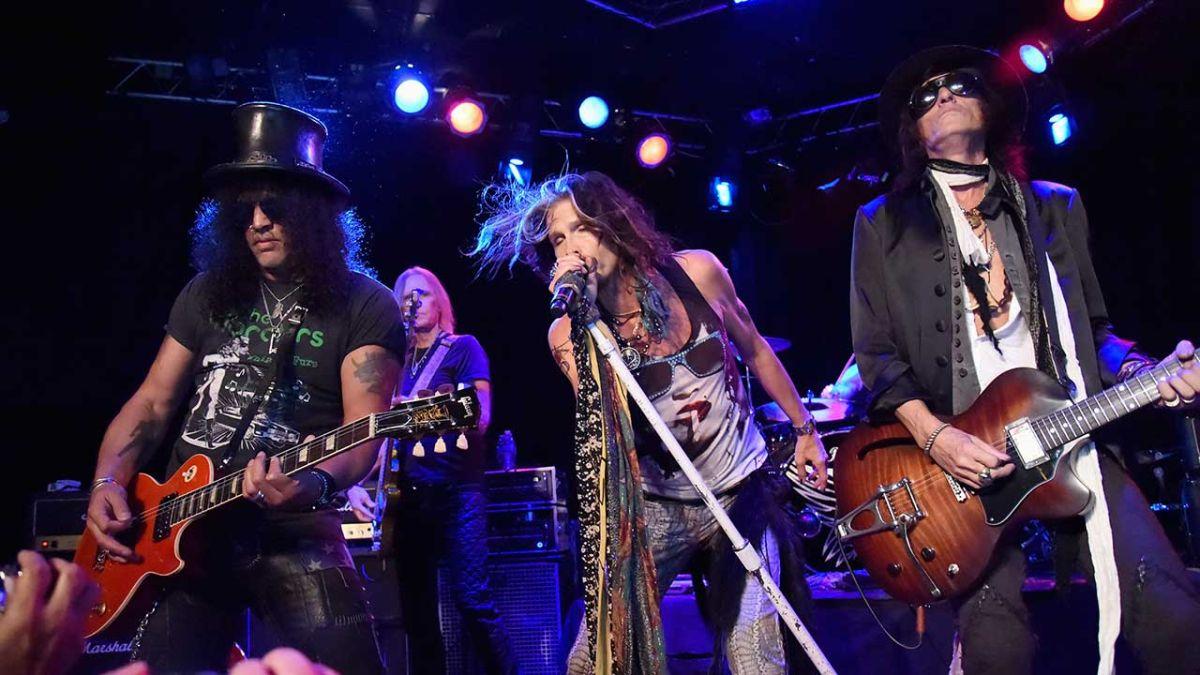 Why I love Aerosmith, by Slash