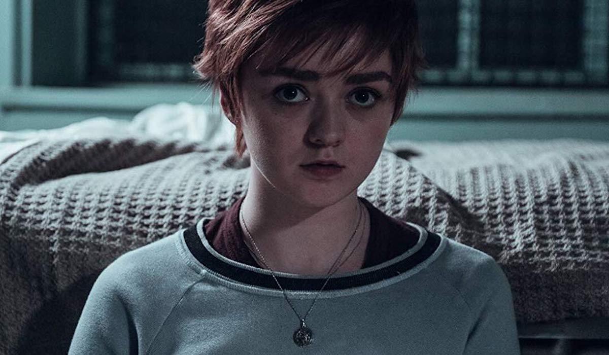 Maisie Williams as Rahne Sinclair / Wolfsbane in The New Mutants