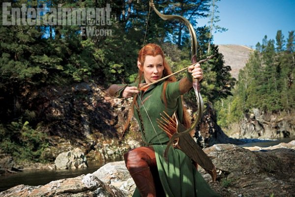 The Hobbit Evangeline Lilly