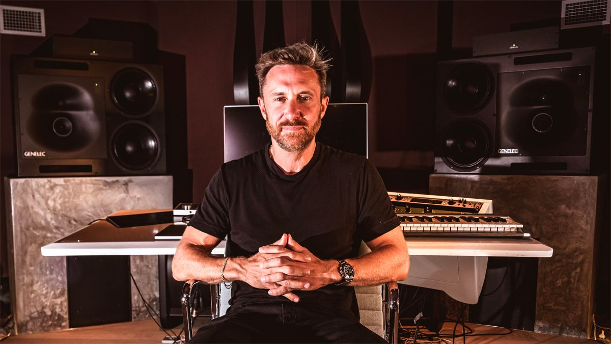 """David Guetta takes you inside his Ibiza studio: """"this is my perfect setup"""""""