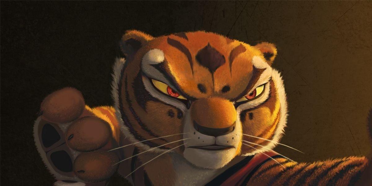 Kung-Fu Panda 2 tigress