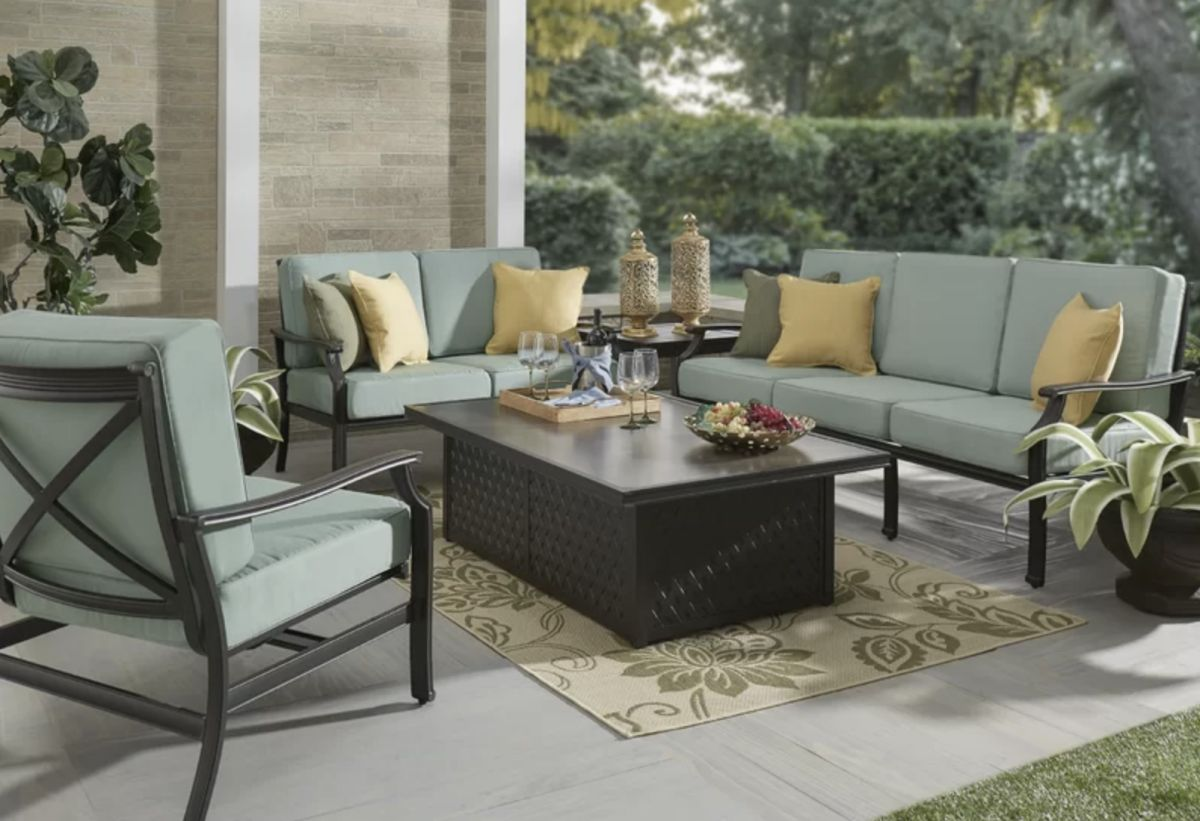These Wayfair Patio Furniture Deals Will Give Your Garden