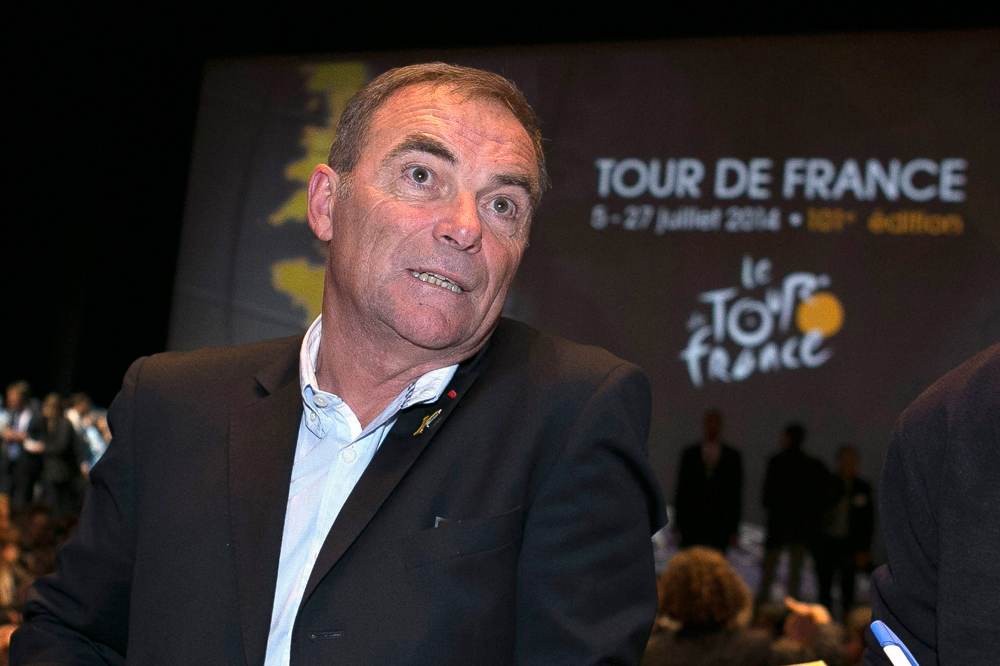 Bernard Hinault sticks to his guns and says that Chris Froome should not have been allowed to ride Tour de France