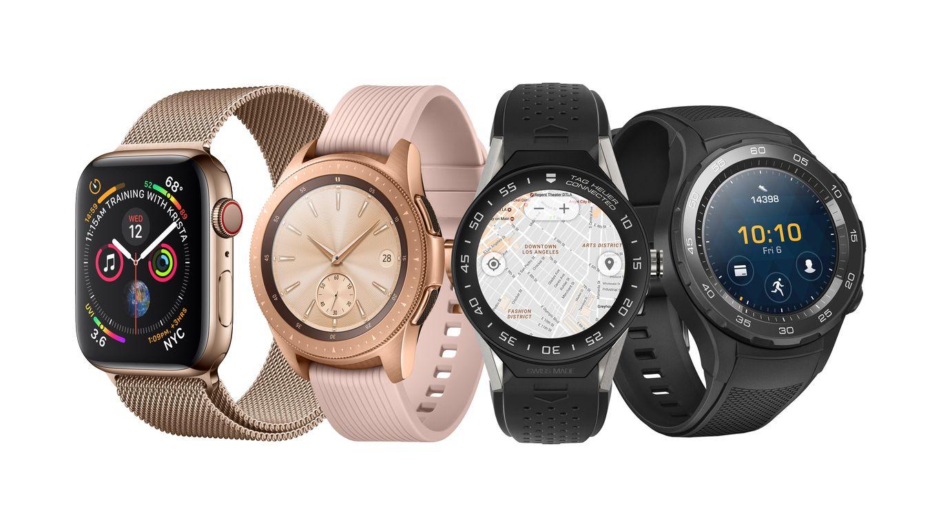 The best smartwatch 2018: the best intelligent timepieces