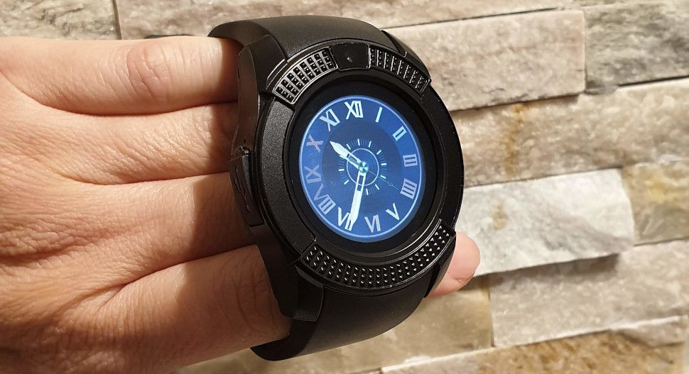 This $9 smartwatch is the cheapest phone right now and we tried it