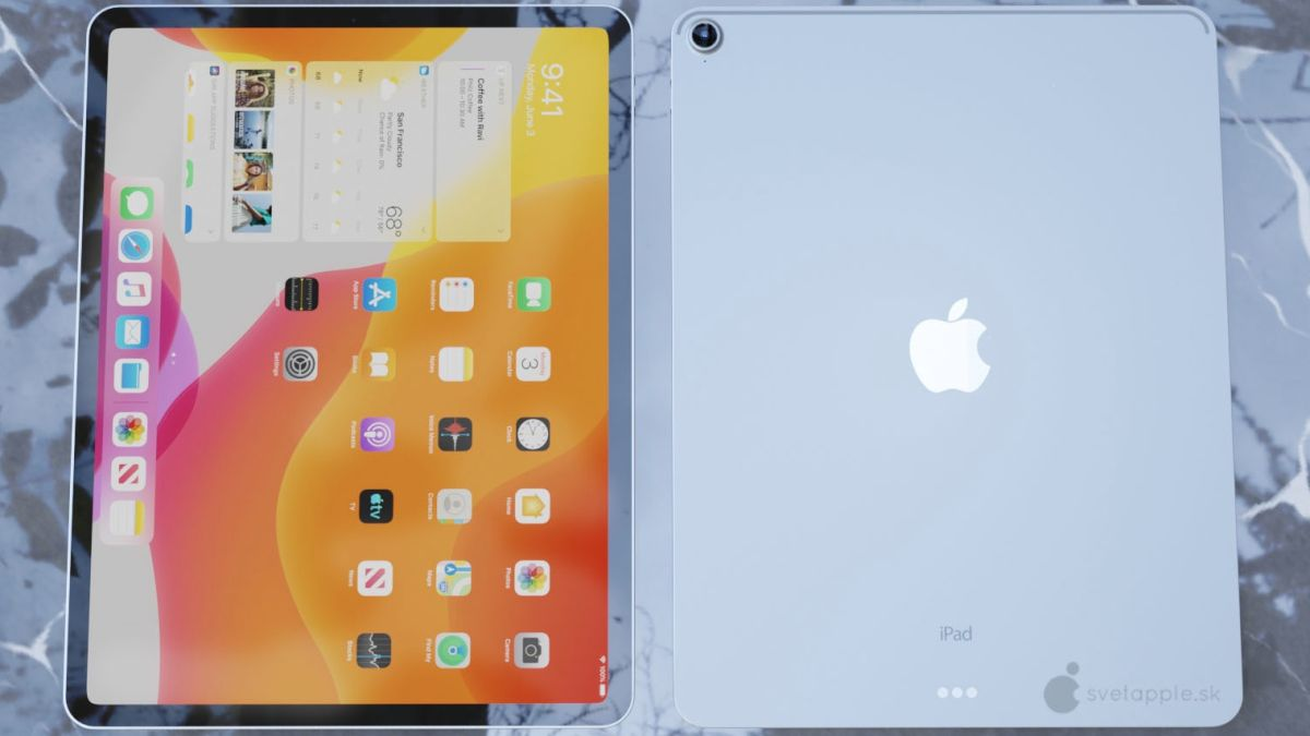 iPad Air 4 design reveals the stunning tablet we've been waiting for