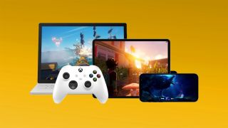 Microsoft xCloud game streaming