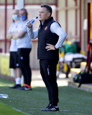 Motherwell v Dundee United – Scottish Premiership – Fir Park