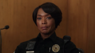 9-1-1 season 5 premiere athena on the stand screenshot