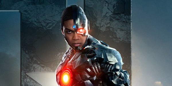 Cyborg's New Justice League