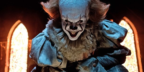 Pennywise IT movie Stephen King
