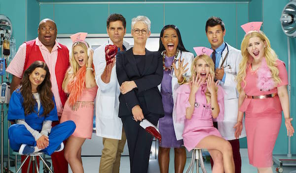 scream queens season 2 canceledl renewed