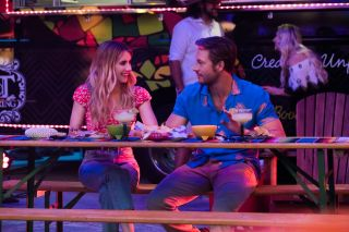 In 'Holidate,' Emma Roberts and Luke Bracey agree to date each other only on holidays and get togethers.