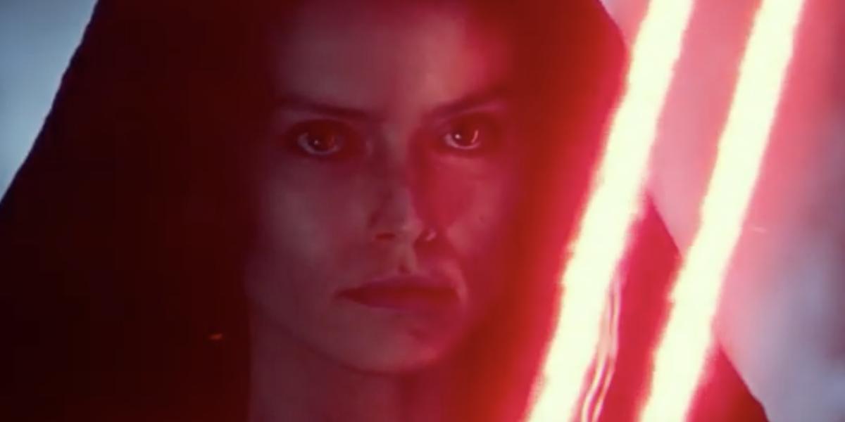 Daisy Ridley as Dark Rey