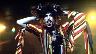 Steven Tyler onstage