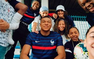 France new kits 2020-2021 Nike Kylian Mbappe