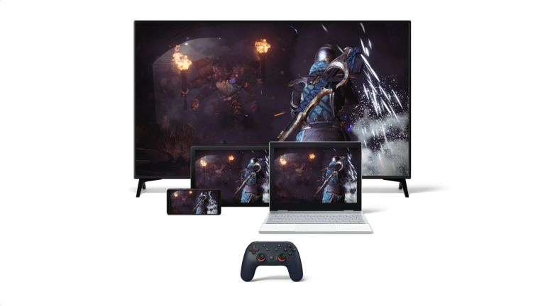 PS5 Xbox Series X Google Stadia Price UK