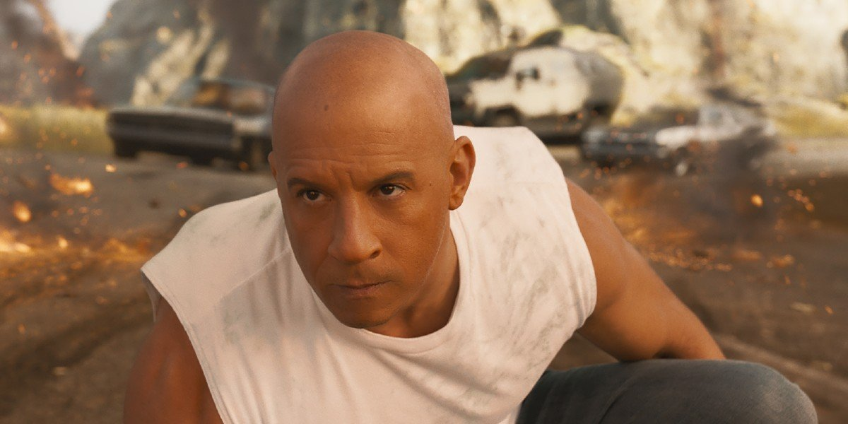 Dom Toretto ready for action after barely escaping death in F9