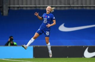 Pernille Harder, Chelsea, FourFourTwo's Women's Player of the Year 2020