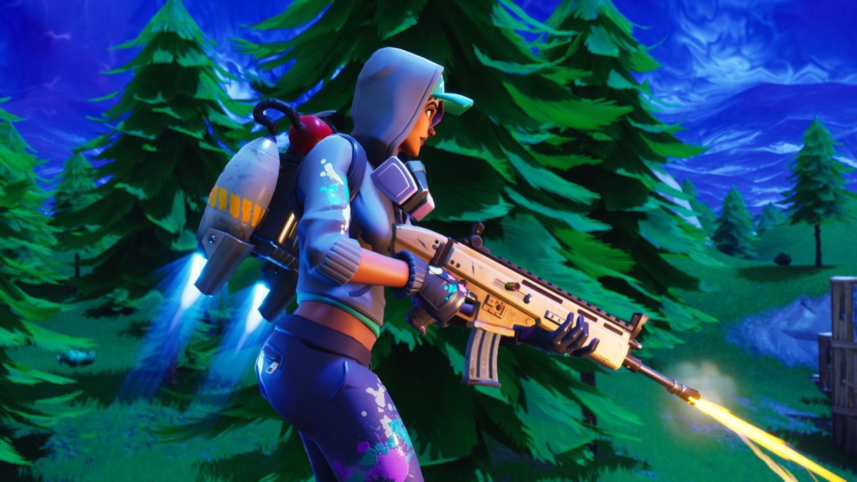 Clay Duckies Fortnite Fortnite S Jetpacks Have Finally Arrived And They Re Getting A Killer New Mode On Friday Gamesradar