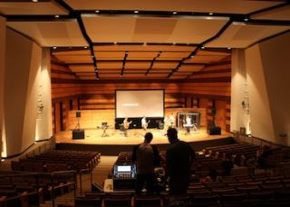 Colorado Portable Church Gets Rolling with DiGiCo SD11