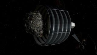 Asteroid Capture Mission