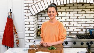 Selena Gomez Selena + Chef HBO Max